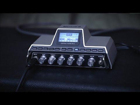 SMALLEST AMP EVER? - MOOER Little Tank D15