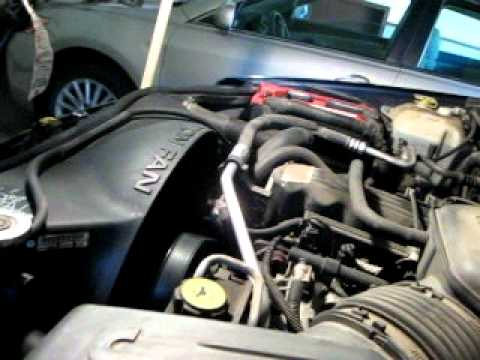 how to fix radiator fan on jeep grand cherokee 2000  YouTube