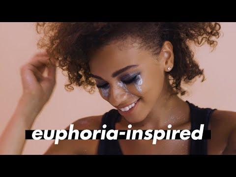 Halloween Makeup Tutorial: Euphoria inspired thumbnail