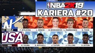 WEEKEND GWIAZD - zaczynamy! ► NBA 2K19 KARIERA #20