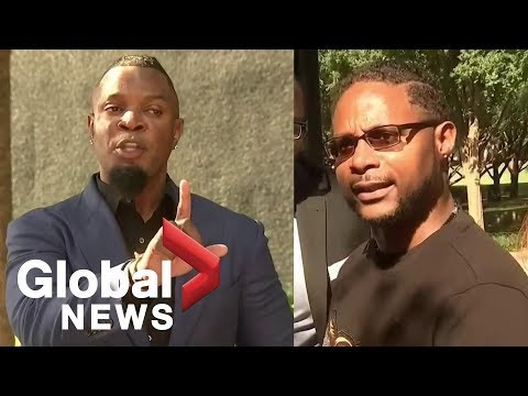 Frankie Darcell - CONFRONTATION: R Kelly's Rep. VS Alleged Victim's Family