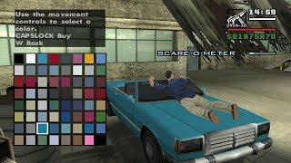 Chain Game mod 48 - GTA San Andreas - Fender Ketchup - Casino mission 1