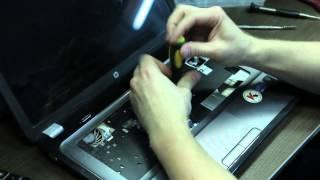 Разборка Ноутбука HP Pavilion g6. Чистка от Пыли и Замена Термопасты(, 2015-05-26T10:03:08.000Z)