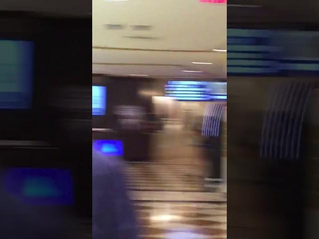 Man running around in Las Vegas naked