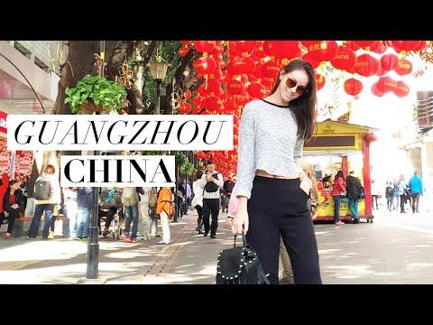 GUANGZHOU, CHINA | Jessica Moy