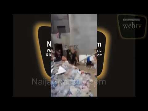 Watch How Africans Are Being Treated In LIBYA