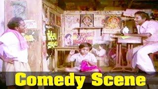 Suvarillada Chitrangal Movie : Sangili Murugan, And Goundamani, Funny Comedy Scene