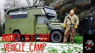 Winter Bug Out Campervan Weekend