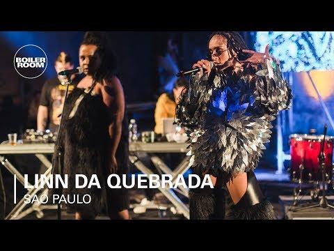 Linn Da Quebrada | Boiler Room x Ballantine's True Music: Hybrid Sounds Sao Paulo