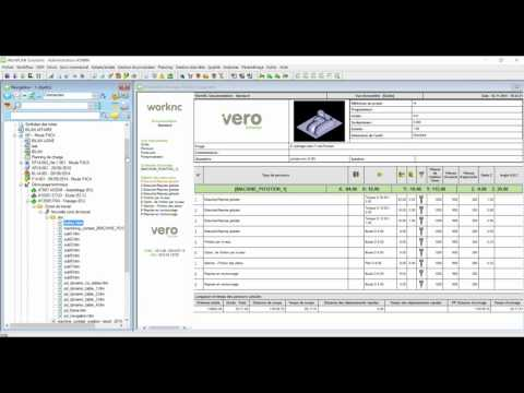 Interface WorkNC | WorkPLAN | FR