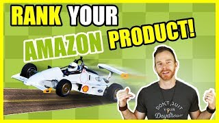 How to go a giveaway to rank your product on Amazon