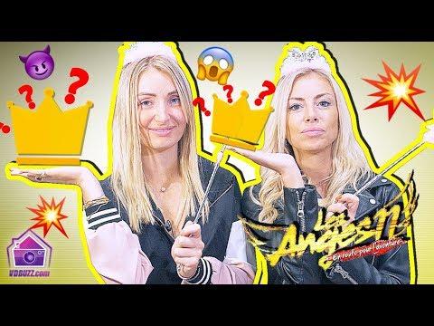 Beverly et Stéphanie Clerbois (Les Anges 11) : La plus violente ? Aurélie Dotremont ? Sephora ?