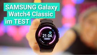 Samsung Galaxy Watch4 Classic im Test - Darum finde ich sie besser als die normale 4er!