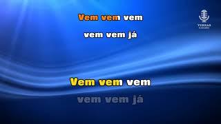 ♫ Demo - Karaoke - CARIMBÓ PORTUGUÊS  - Grupo Costa Verde