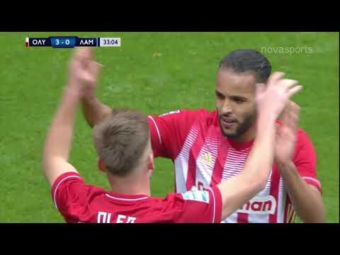 Olympiakos Lamia Goals And Highlights