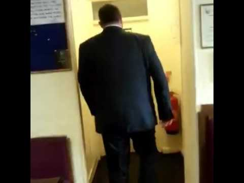 Knowsley Council leader walks out of Public meeting