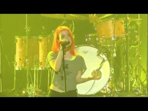 """Paramore in Pomona- """"Hello Cold World"""" *First Live Performance* (720p HD) Live on August 14, 2012"""