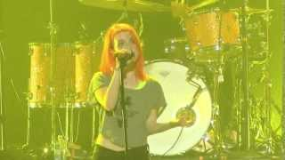 "Paramore in Pomona- ""Hello Cold World"" *First Live Performance* (720p HD) Live on August 14, 2012"