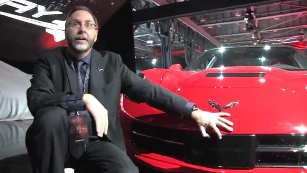 2014 C7 Corvette - The Front License Plate Bracket - YouTube