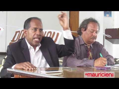 Conférence de presse de l'association Debout Citoyen 26.01.18