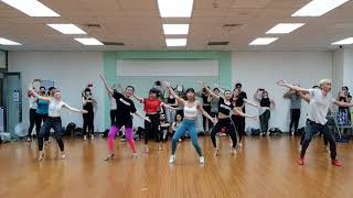 Salsa Shines Workshop 2018 by Brenda Liew - Quinto Mayor - Choreography
