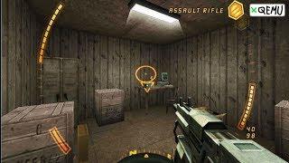 XQEMU Xbox Emulator - Classified: The Sentinel Crisis Ingame / Gameplay! (Perf-wip branch)