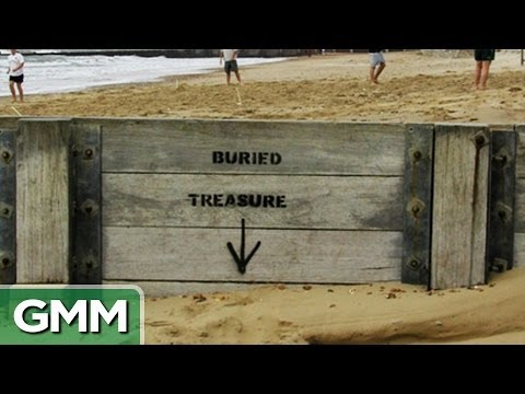 Real Life Buried Treasure