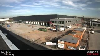 Time lapse nieuwbouw Frankort & Koning