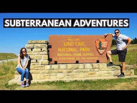 Wind Cave National Park - Black Hills, Baby! (Vlog/Park #25)