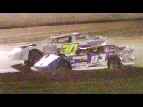Street Stock Feature   Eriez Speedway   9-23-18