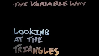 PS070 - The Variable Why - Looking at the Triangles