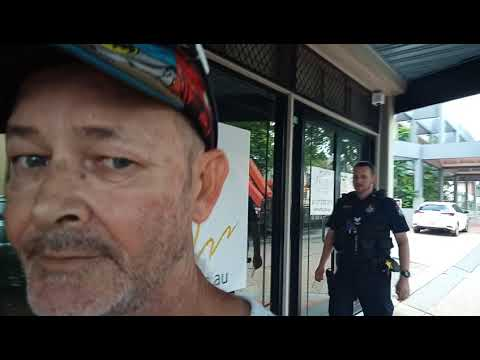 QLD Police Thugs