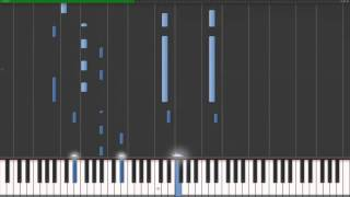 Band Of Horses - The Funeral (Piano Tutorial)