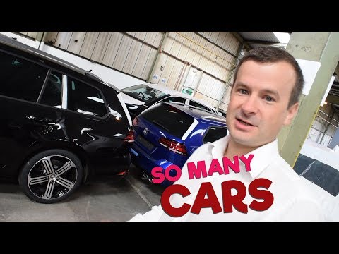 Which VW Golf R colour? | Stable Fleet Warehouse