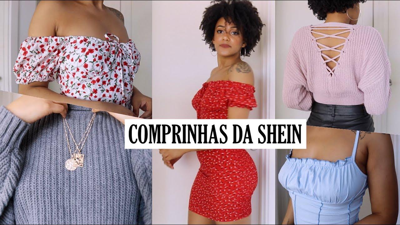 EXPERIMENTANDO ROUPAS COMIGO ✨ // SHEIN TRY ON HAUL
