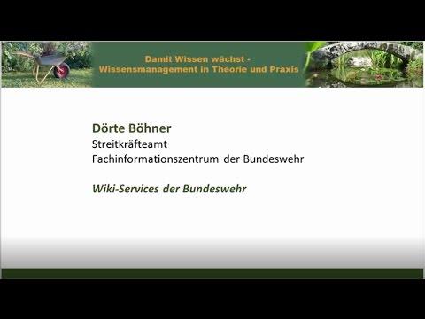 Wiki-Services der Bundeswehr (WMOOC)
