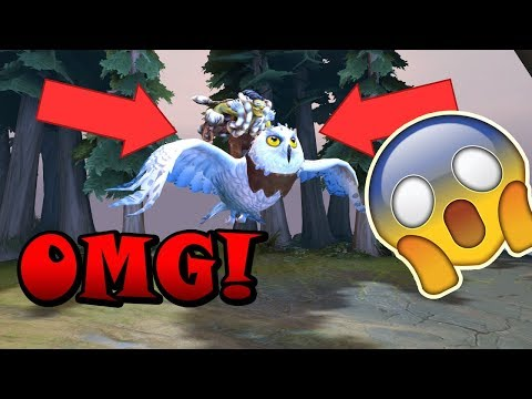 Dota 2 Frostivus Event 2017! All Treasure Sets and Effects! New Models and Icons!