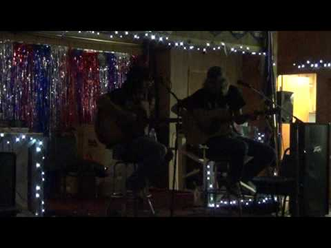 Tanner Sparks and Greg Haws live at the Athens VFW