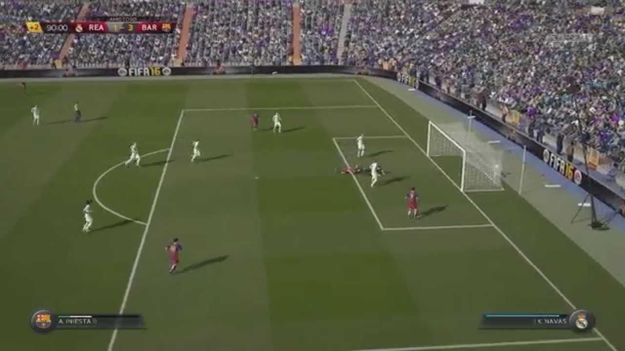 FIFA 16 DEMO - Analise/Minha opinião/Primeiras impressões