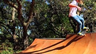 J.b. O'neill Shreds Sikk Mini Ramp - Hd - Gnarproductions