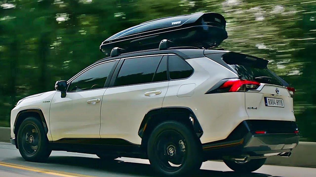 2019 Toyota Rav4 Fantastic Suv Youtube