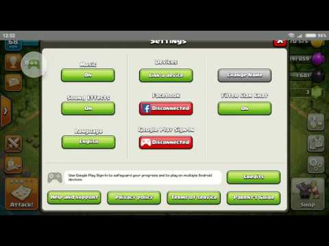 #COC [100% Working] Fixed Clash Of Clans Login Problem