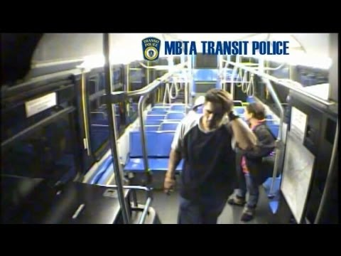 Boston MBTA Bus Crashes Into 3 Cars After Man Assaults Driver