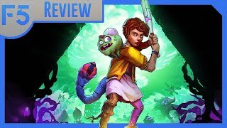 RAD Review: A Pretty Stiff Roguelike (Video Game Video Review)