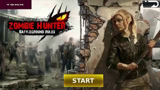 Zombie Hunter : Battle Ground Rules : Level 1 [Android Game]  Youtube