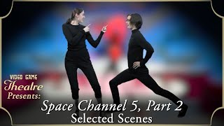 Video Game Theatre Presents: SPACE CHANNEL 5: PART 2 (2002)