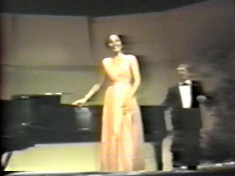 Giuseppe di Stefano, Monika Kurth, José Carreras. Recital Miami.