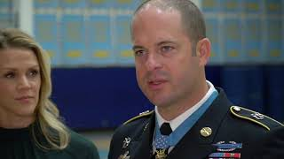 Medal of Honor recipient among those honored at Putnam West