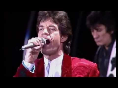 The Rolling Stones - Paint It Black HD Live At The Tokyo Dome 1990 !!!!! NEW !!!!